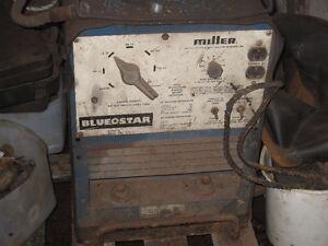 Bluestar Miller Welder in need of repair