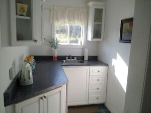 Two bedroom house for rent in beautiful Norris Point!