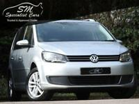 2015 15 VOLKSWAGEN TOURAN 1.6 SE TDI BLUEMOTION TECHNOLOGY 5D 103 BHP DIESEL