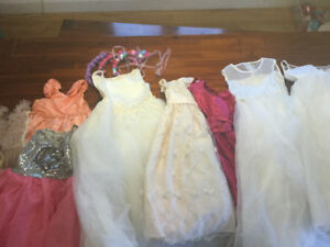 Princess dresses costumes