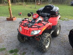 05 Arctic cat 500 4x4