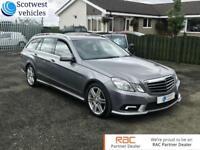 2011 MERCEDES-BENZ E250 SPORT CDI AUTO ESTATE ~FULL SERVICE HISTORY~