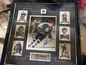 "Toronto Maple Leafs ""All Time Favorites"" Darryl Sittler"