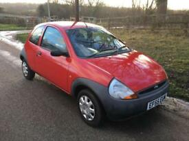 Ford Ka 1.3 LONG MOT + IDEAL FIRST CAR + LOW MILEAGE