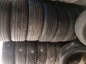 Today only Blowout sale on all used tires!