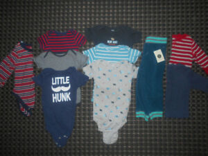 Baby Clothes Set / Boys / Fits approx. age 12 - 20 months