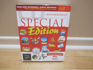 NEW:DAVKA Graphics: Special Edition