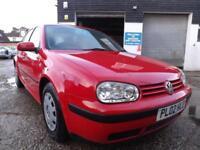 Volkswagen Golf 1.9SDI 2002 E 79000 MILES