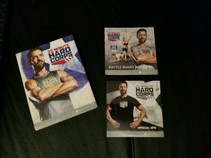NEW: 22 Minutes Hard Corps Workout DVD
