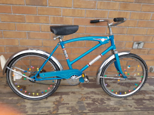 This classic 20in bike is in great condition