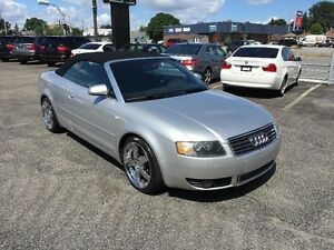Audi A4 Cabriolet 1.8T-CUIR-TOIT-MAGS 2004