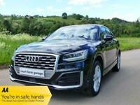 2018 Audi Q2 TFSI S LINE Semi Auto ESTATE Petrol Automatic