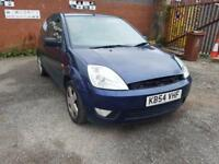 2005 Ford Fiesta 1.4 Zetec Climate 3dr