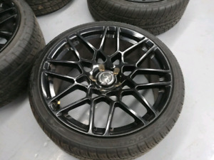 """Mags JNC 048 (20"""" 5x120)"""