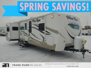 2011 Outdoors RV Wind River 270RLDS
