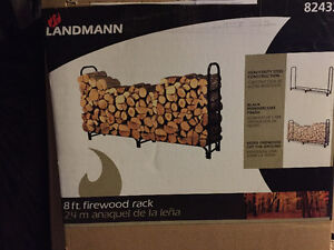 New Laddmanns 8ft wood rack