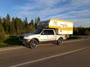 Need a place to park truck camper