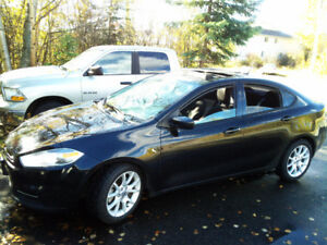 ⃝ 2013 Dodge Dart SXT Automatic Turbo Sedan
