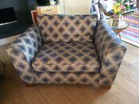 Cuddle chair Love chair