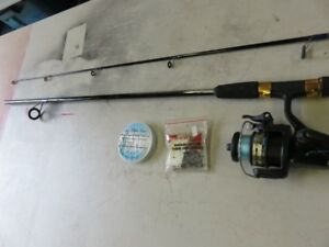Fishing Rod 6' (Daiwa Apollo)