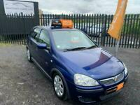 2005 Vauxhall Corsa 1.4i 16V SXi+ 5dr HATCHBACK Petrol Manual
