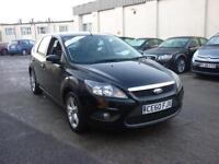 2011 Ford Focus 1.6TDCi 110 ( DPF ) Zetec Finance Available