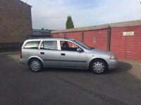 Vauxhall Astra 1.6 8v estate