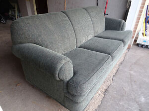 SOLD PENDING PU. We love this couch but... Peterborough Peterborough Area image 2