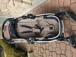 Baby Jogger City Select with Car Seat Holder, Adapter