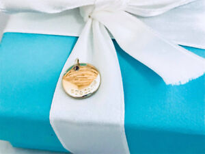 Authentic Gold Tiffany & Co Jewelry