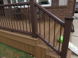 Balusters Trex Brand new 40