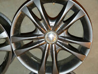 Used Sacchi Rims - 5x100 and 5x114.3 - 16 inch