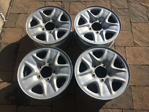 4 JANTES/RIMS 18'' 5x150 SEQUOIA, TUNDRA, LAND CRUISER