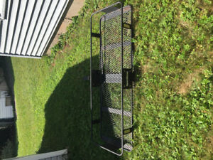 Basket style cargo carrier 150$