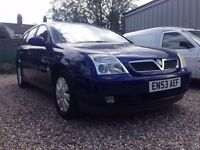 VAUXHALL VECTRA ESTATE 2.0 TURBO DIESEL @ AYLSHAM ROAD AFFORDABLE CARS