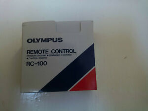 Brand New in Box Olympus RC-100 Remote Control
