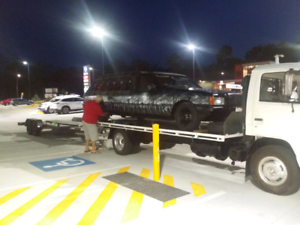 tow truck and trailer avaliable cars .tractor. boats Bundall Gold Coast City Preview