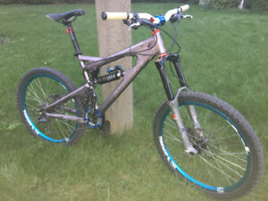 Trail hawk and other bike parts