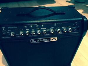 Amazing sound -  like NEW - Amp and pedal