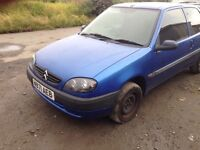 Citroen Saxo BREAKING spares for repair