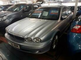 image for 2006 Jaguar X-Type S 2.2 Diesel Saloon From £2,495 + Retail Package SALOON Diese