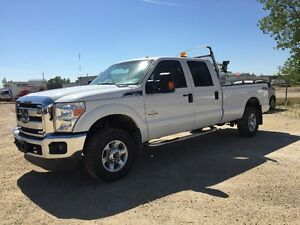 **REDUCED PRICE** 2015 Ford F-350 XLT Pickup Truck, Crew cab