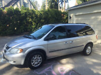 2001 Dodge Grand Caravan Minivan, Family cared for.
