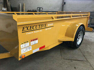 EXECUTIVE SERIES 5 X 10 model  SALE EXTENDED TO June 30 th