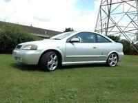 Vauxhall Astra Bertone 1.8 2003 coupe low miles