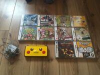 PIKACHU Pokemon limited edition Nintendo 2DS
