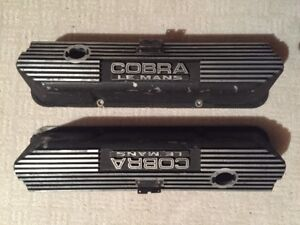 427 COBRA LE MANS VALVE COVERS - SHELBY AMERICAN