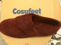 Cosy Feet Slippers size 13