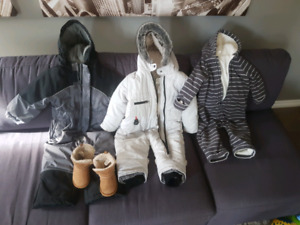 Outdoor clothing baby toddler 18-24 months