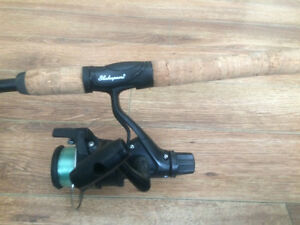 Fishing buy or sell sporting goods exercise in sudbury for Nitro fishing rods